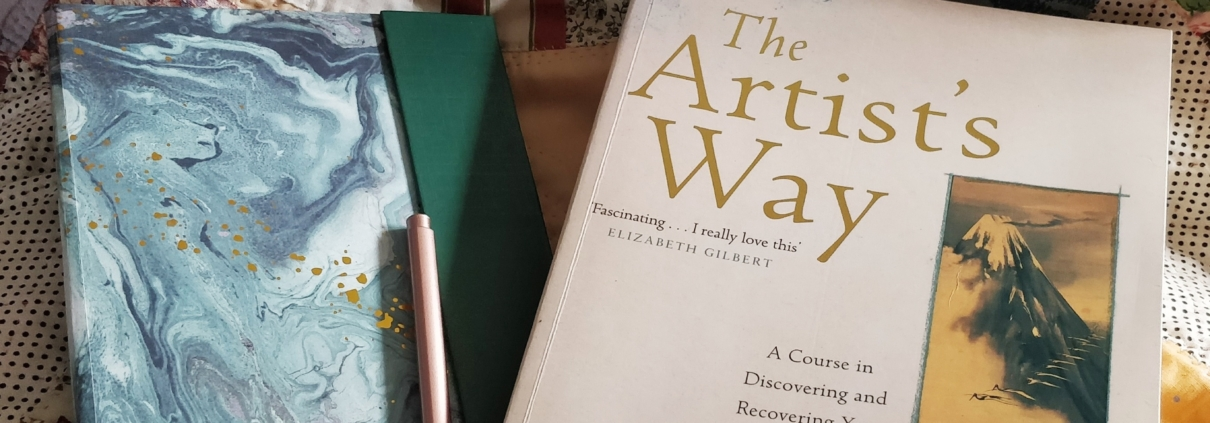 Morning Pages, The Artist's Way by Julia Cameron