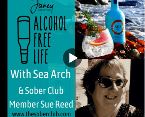 Six Months Sober Podcast with Janey Lee Grace